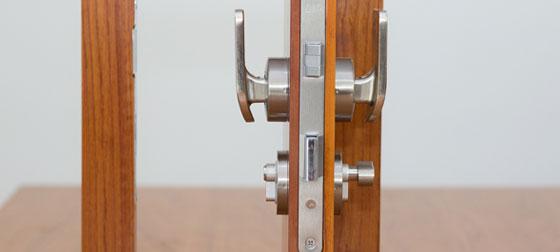 简约室内门锁