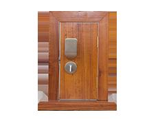 推拉式门锁多少钱?