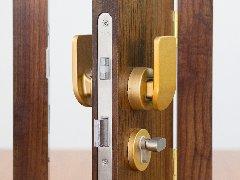 室内门锁,静音是关键